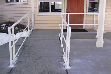 Railing Denver Colorado Deck Patio Stair Railing